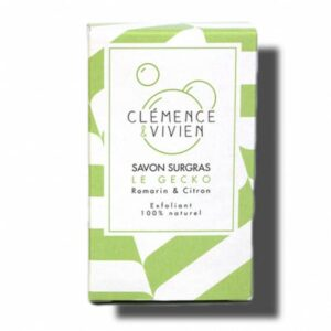savon naturel exfoliant