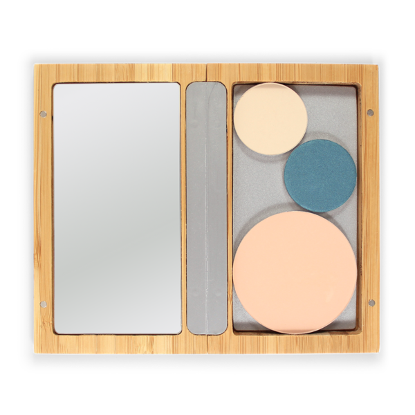 palette bambou rechargeable