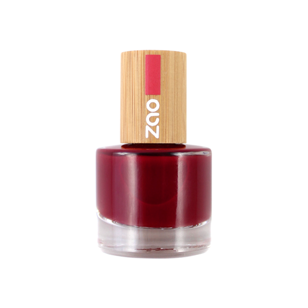 vernis a ongles rouge passion